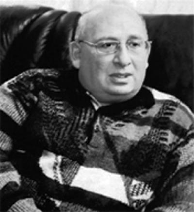 Евгений Моисеевич Нигинский